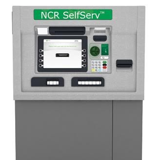 Branch Automation Solutions - NCR SelfServ 38