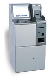 CDS 830 Coin Counter Machine