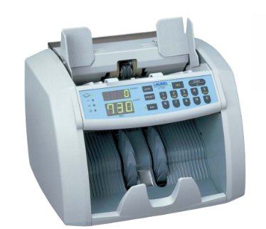 Laurel J-700 Currency Counter Machine